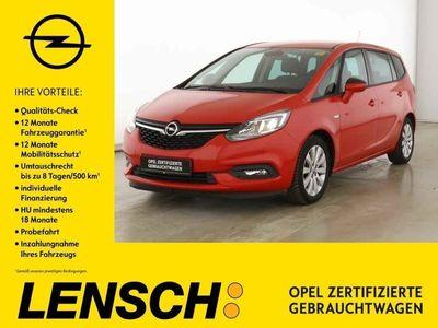 gebraucht Opel Zafira 1.4 T AT ON *IntelliLink*Sitzh*Flex-Fix*