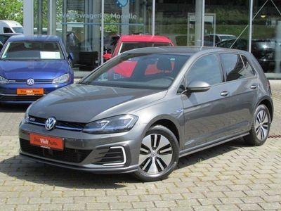 gebraucht VW Golf VII GTE 1,4 DSG Hybrid, Navi, ACC, Standheizung, L