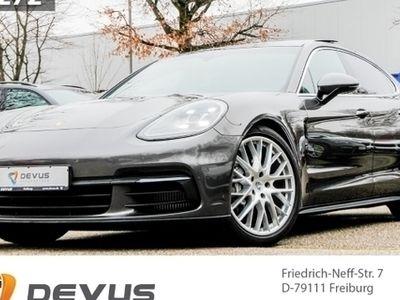 gebraucht Porsche Panamera 4S Diesel 4.0-Liter-V8-Biturbo Sport-Chrono BOSE