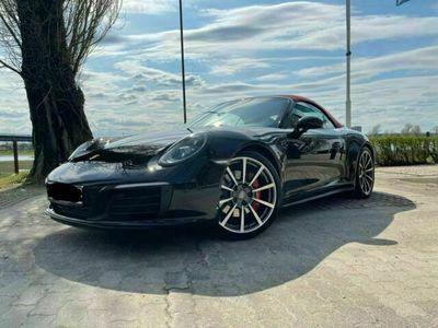 gebraucht Porsche 991 4S Sportabgasanlage, BOSE, Approved