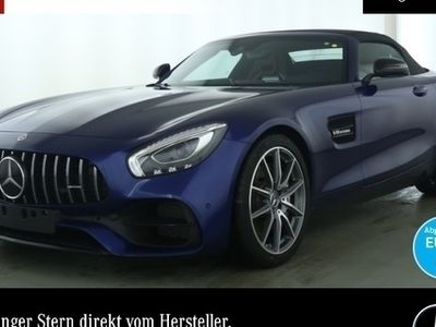 gebraucht Mercedes AMG GT Perf-Sitze Perf-Abgas Perf-Lenk Burmester