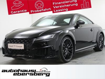 gebraucht Audi TT Coupé 45 TFSI quattro S line S tronic Matrix