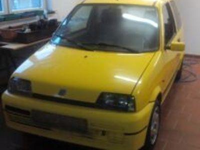 gebraucht Fiat Cinquecento
