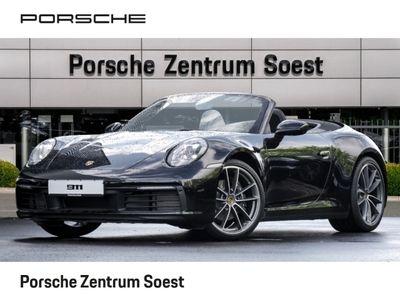 gebraucht Porsche 911 Carrera 4 Cabriolet 992 /SURROUND-VIEW/LEDER/BOSE