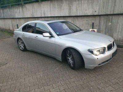 gebraucht BMW 745 e65 i v8