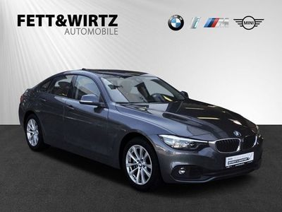 gebraucht BMW 440 i xDrive Gran Coupe Sportline SAG HUD LED SHZ