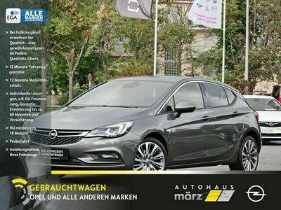 gebraucht Opel Astra Ultimate Navi Frontkamera Sitzhg.