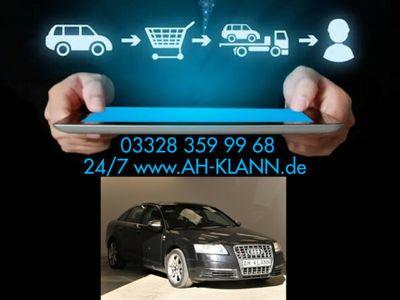 gebraucht Audi A6 Lim. 2.7 TDI 179 PS Navi Alcantara Tempomat