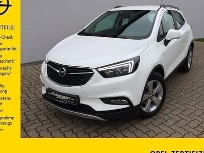 gebraucht Opel Mokka X 1.4 Turbo Edition*Klima*Navi*PDC*