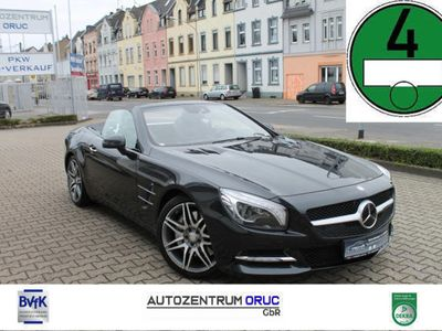używany Mercedes SL500 7G-TRONIC *Pano*B&O*Kamera*Voll*