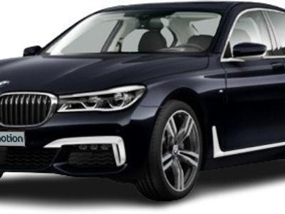 gebraucht BMW 730L 730 d xDrive M-Sportpaket Leder LED Navi StandHZG Keyless AD Kurvenlicht Massagesitze
