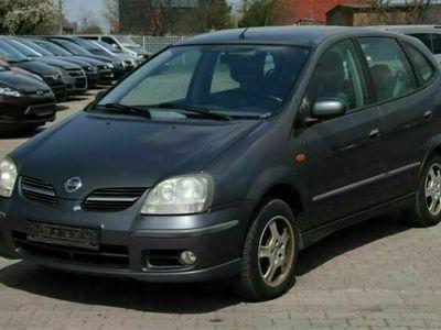 gebraucht Nissan Almera Tino 1.8i Acenta plus
