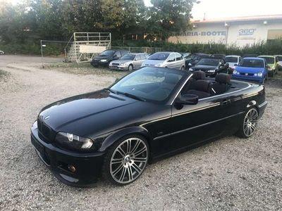 "gebraucht BMW 323 Cabriolet Ci (E46) ""19-Zoll"""