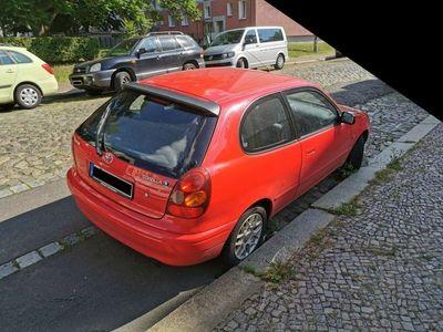 gebraucht Toyota Corolla 1.4 linea terra
