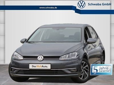 gebraucht VW Golf VII JOIN 1.6 TDI *NAVI*ACC*PDC*SHZ*5J-GAR.*