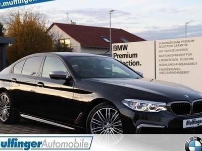 gebraucht BMW M550 d xDr.KomfSitz.ACC NightVis.SoftCl.NP:112040