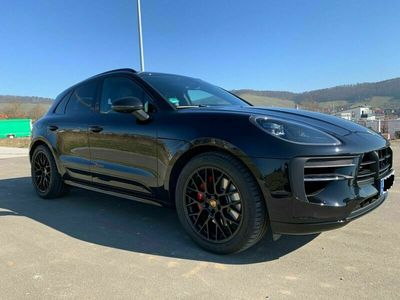 gebraucht Porsche Macan GTS AHK, Bose, Chrono, Pano., Luftf., ACC
