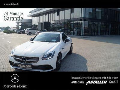 gebraucht Mercedes SLC43 AMG AMG Night+AIRSCARF+Spur+Comand+Harman