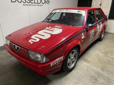 "gebraucht Alfa Romeo 75 Alfa Turbo ""Racer"" Sonderpreis"