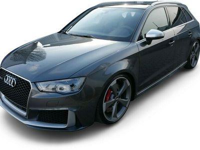 gebraucht Audi RS3 Sportback RS3 Sportback 2.5 TFSI QUATTRO * S-TRONIC * NAVI * VOLL LED * PANORAMA-DACH * H&R TIEFERLEGUNGSFEDERN