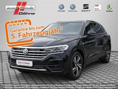 gebraucht VW Touareg 3.0 TDI 4Motion R-LINE AHK STANDHZ
