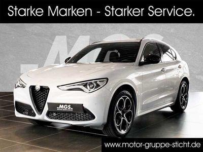 gebraucht Alfa Romeo Stelvio 2.2 Diesel Q4 VELOCE #ASSISTENZ-2 #20ZOLL #OPTIK, Neuwagen, bei MGS Motor Gruppe Sticht GmbH & Co. KG