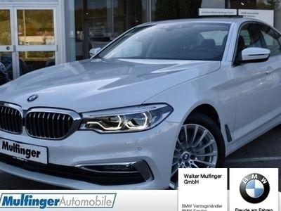 gebraucht BMW 530 i xD DrvAs+ACC KomfSi.+BelÃft.Lenkradh.Kamera