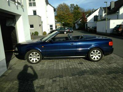 gebraucht Audi 80 Cabrio santorinblau