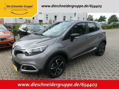gebraucht Renault Captur 0.9 66 kW TCe Energy 90 eco² Klima, Navi