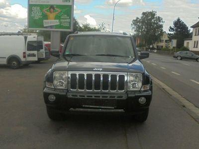 gebraucht Jeep Commander 3.0 V6 CRD Limited