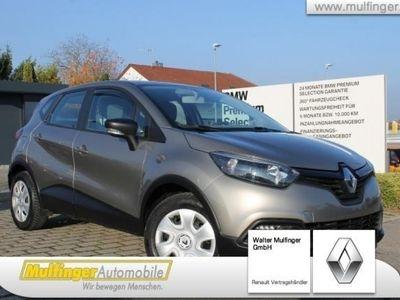käytetty Renault Captur ENERGY TCe 90 Klima Tempom.Bluetooth AHK (el. Fens