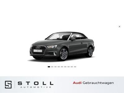 gebraucht Audi A3 Cabriolet 35 TFSI Sport S-Tronic+SitzHZG+SoundSystem+DAB+++