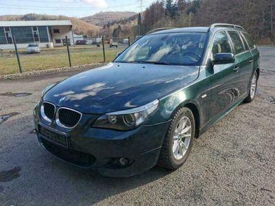 gebraucht BMW 530 e61 D M Paket TÜV 9/2021 super Auss...
