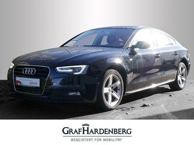 gebraucht Audi A5 Spotback 1.8TFSI s-line Einparkhilfe GRA Navi