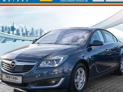 gebraucht Opel Insignia CDTI 2.0 Klima Navi Rückfahrkamera