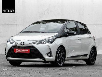 gebraucht Toyota Yaris 1,5-VVT-iE Style Selection *Alu*Bluetooth*