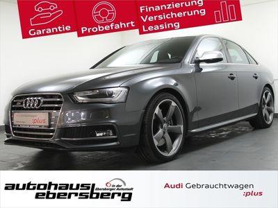gebraucht Audi S4 Limousine 3.0 TFSI quattro S tronic DAB SHD Sportsitz