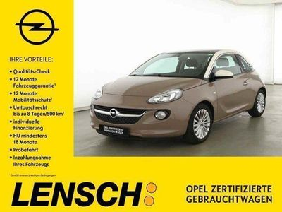 used Opel Adam 1.2 Glam *Panoramadach*