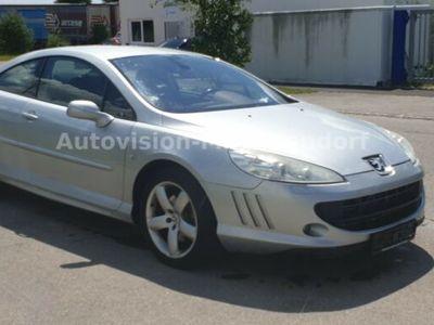 gebraucht Peugeot 407 Coupe Sport Navi Xenon
