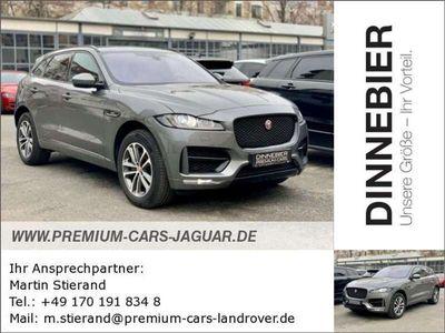 gebraucht Jaguar F-Pace 35 t R-Sport AWD | Berlin Gebrauchtwagen, bei Autohaus Dinnebier GmbH