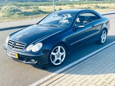 gebraucht Mercedes CLK280 CLK Coupe
