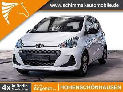 gebraucht Hyundai i10 1.0 Classic (Euro 6) Klima Fenster el.
