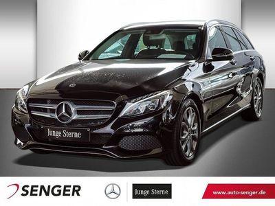 used Mercedes C180 T+AVANTGARDE+AUTOMATIK+NAVI+PDC+LED+SHZ+