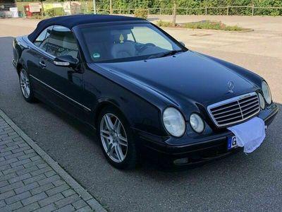 gebraucht Mercedes CLK320 Cabrio