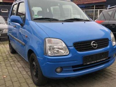 gebraucht Opel Agila 1,2 Benzin! Klima!