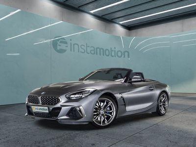 gebraucht BMW Z4 M Z4 M40i Cabrio LiveCockpit ACC HarmanKardon DAB