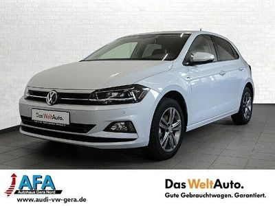 gebraucht VW Polo 1,0 TSI OPF Join DSG Act*Info*ACC*LED