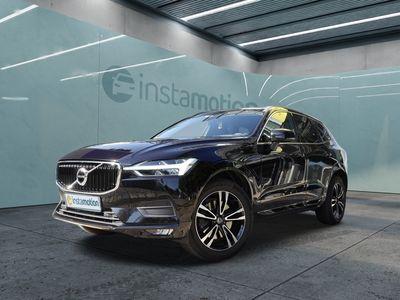 gebraucht Volvo XC60 XC60D5 AWD Momentum EURO 6d-TEMP Bluetooth LED