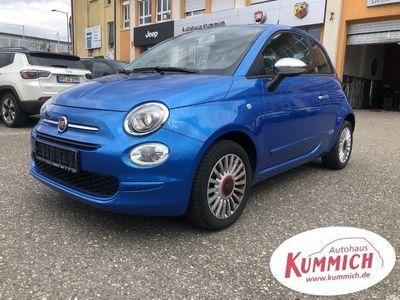 gebraucht Fiat 500 1.2 69PS Mirror Klima/AppleCar/AndroidAuto