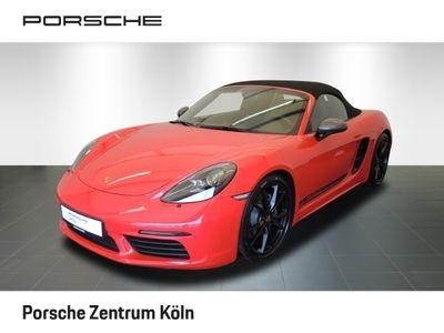 gebraucht Porsche 718 Boxster T IntPak BOSE Apple Navi 20''Rad 6Gang Kamera